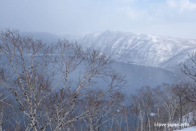 Lake Mashu in Hokkaido