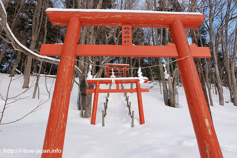 Inari Shrine(hokkaido)