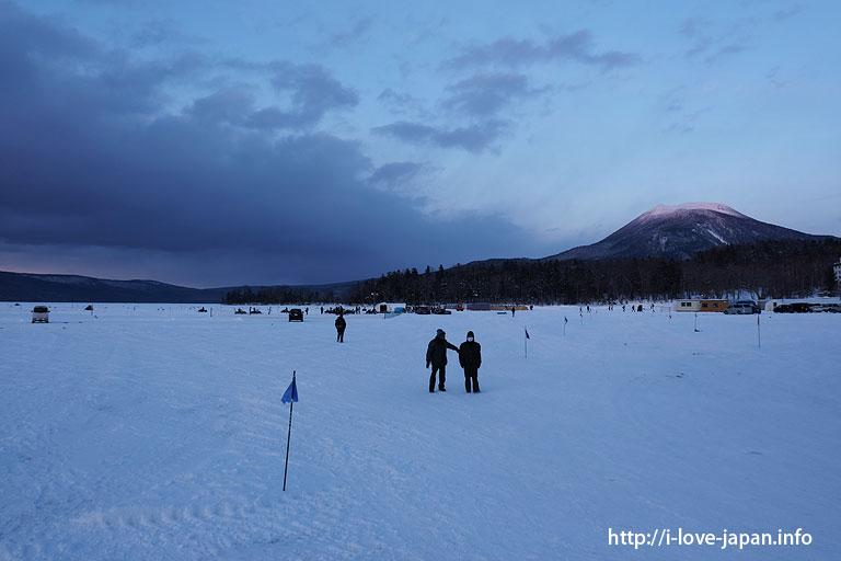 Lake Akan(hokkaido)