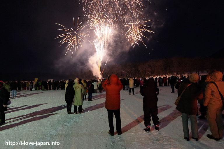 Fireworks(Akan Hokkaido)