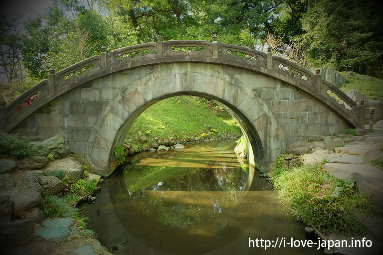 160326_kk7021 - Japanese Garden Cherry Blossom Bridge