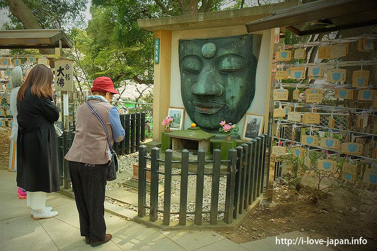 Ueno Buddha