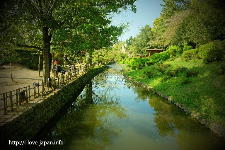 Dōgo Park (Yuzuki Castle Ruins)