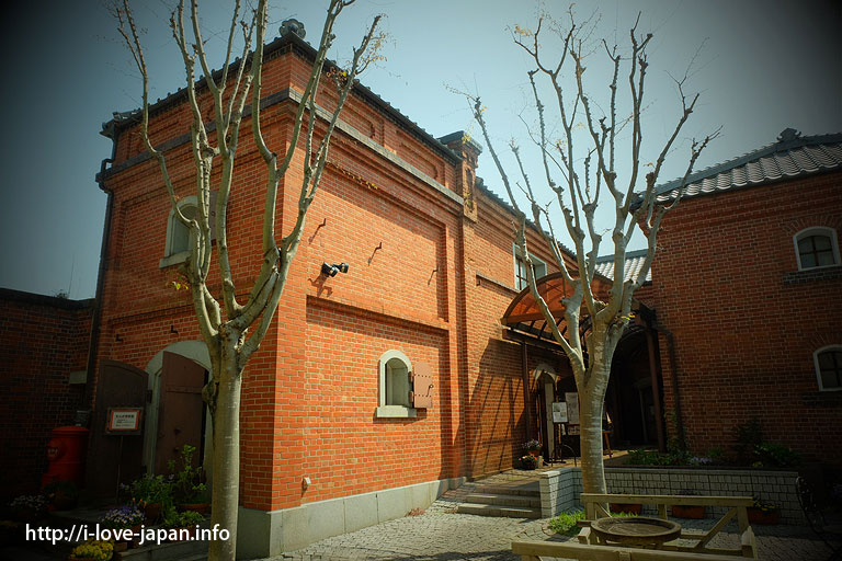 Ozu red brick building(Ozu Akarenga Kan)@ozu/ehime