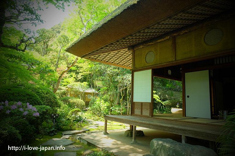 Garyu Sanso (mountain cottage)
