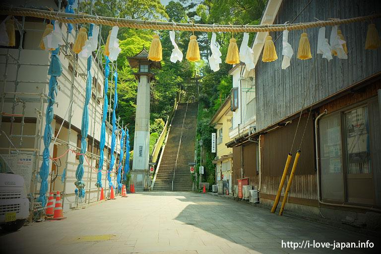 Ozu Shrine@Ozu/ehime