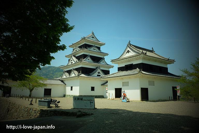 Ozu Castle@Ozu/ehime