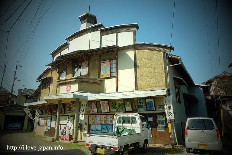 Asahi-kan(Moving Picture Theater)Ehime