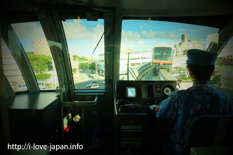 Yui Rail(monorail)@naha,okinawa