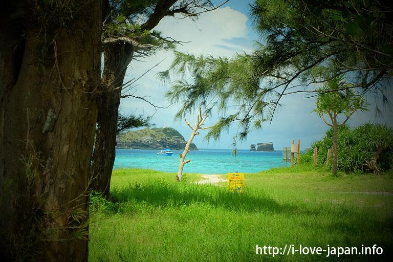Ama beach(Zamami island,Okinawa)