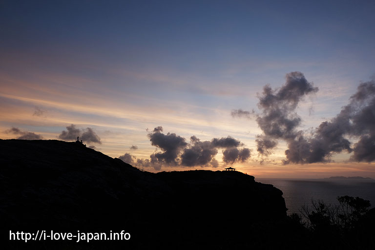 Unajinosachi Observatory(Zamami island,Okinawa)