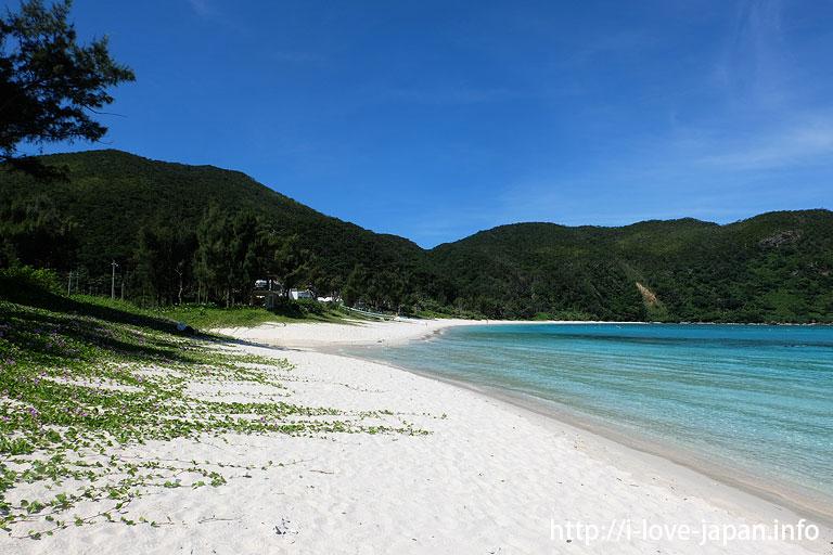 Tokashiku Beach@Tokashiki island