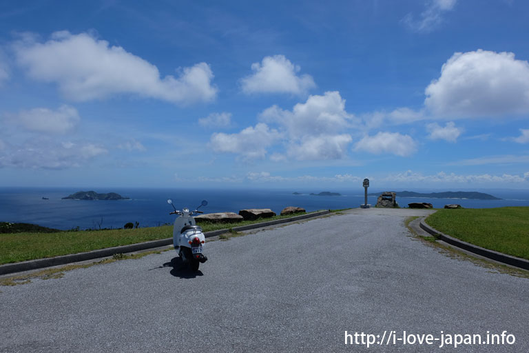 West observatory(Akama Mt.observatory)@Tokashiki island
