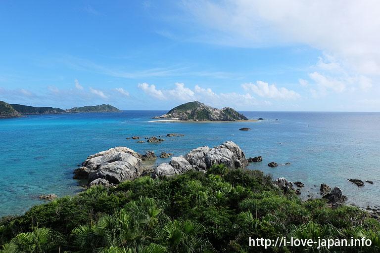 Kubandaki observatory@Tokashiki island
