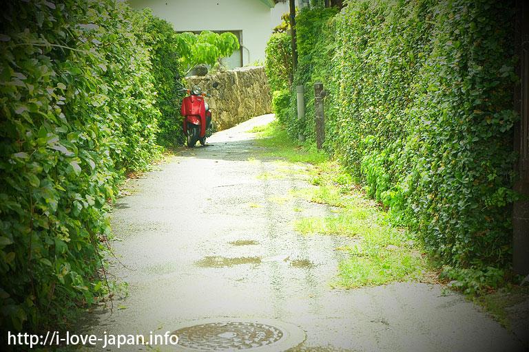 Tsuboya Yachimun Street(Naha,Okinawa)