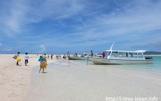 Hatenohama beach@Kume island(Okinawa)