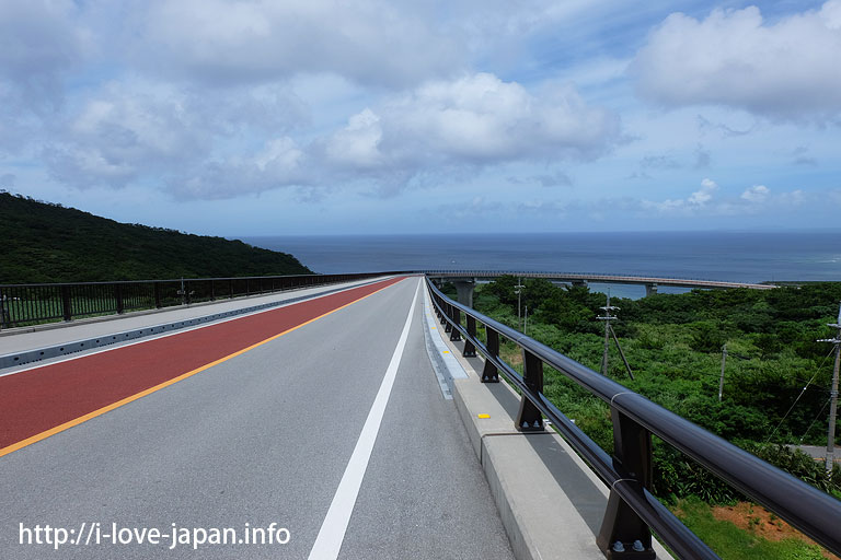Thumugi Bridge / Tidar Bridge@Kume island(okinawa)