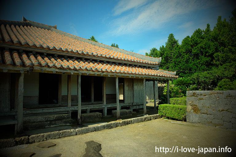 Uezu house@Kume island(Okinawa)