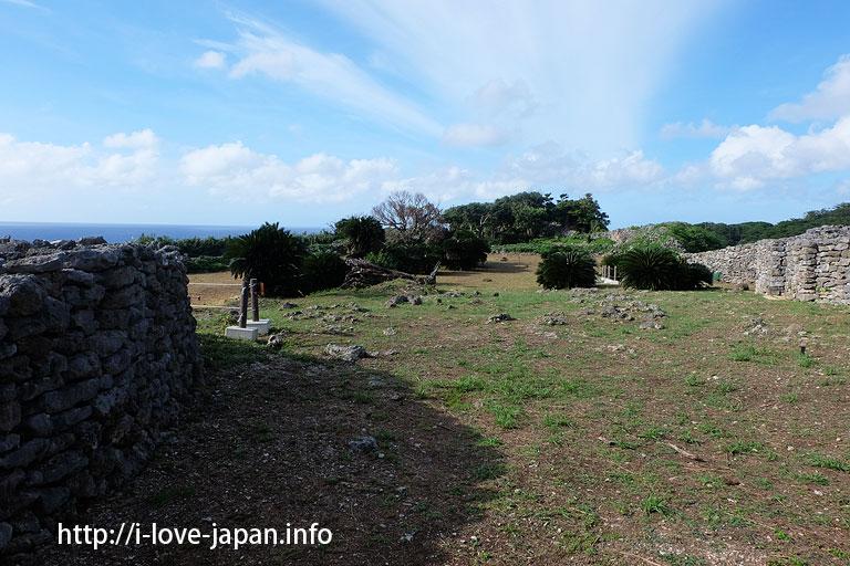 Gushigawa Castle Ruins@Kume island(Okinawa)