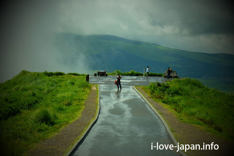 Aso sightseeing spots【2days】(Kumamoto)