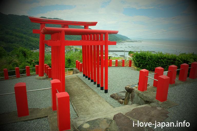 Daiei-inari-Shrine(Uto,Kumamoto)