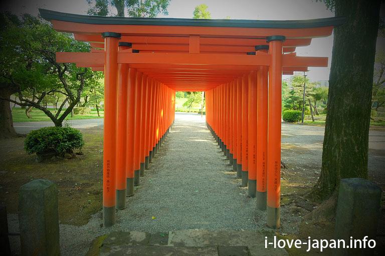Suizenji Garden(Kumamoto,Kumamoto)