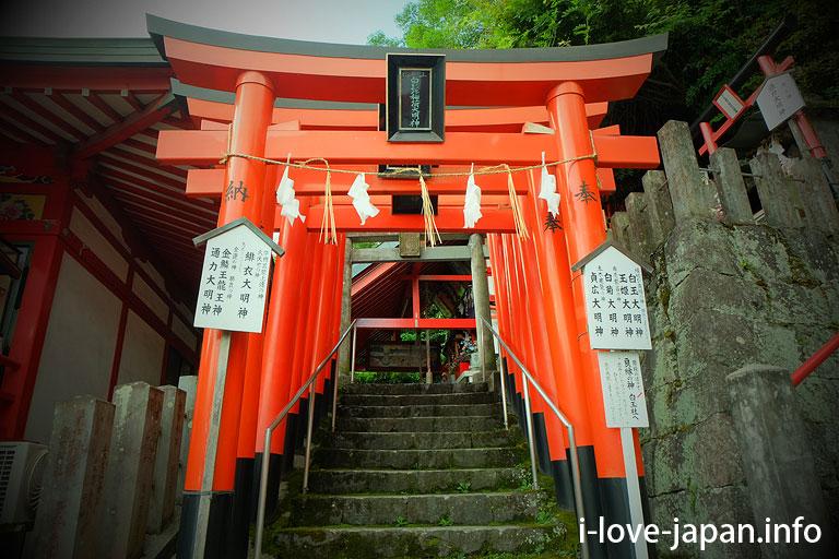 Kumamoto Castle Inari Shrine(Kumamoto,Kumamoto)