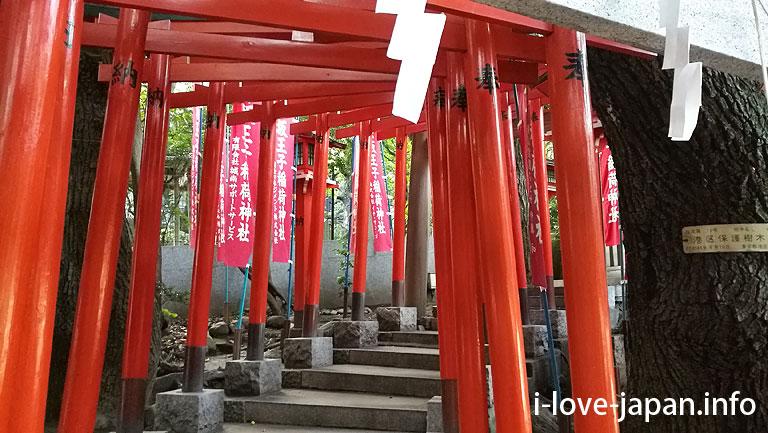 Nogi Shrine(Akasaka,Minato-ku)