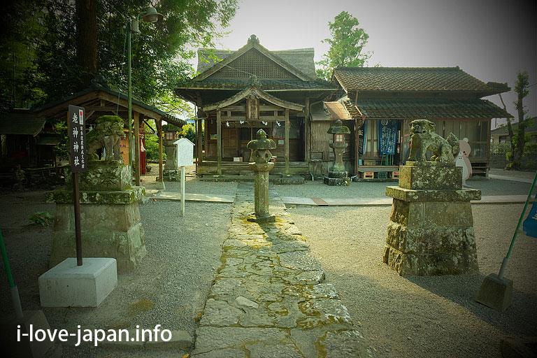 Oigami shrine