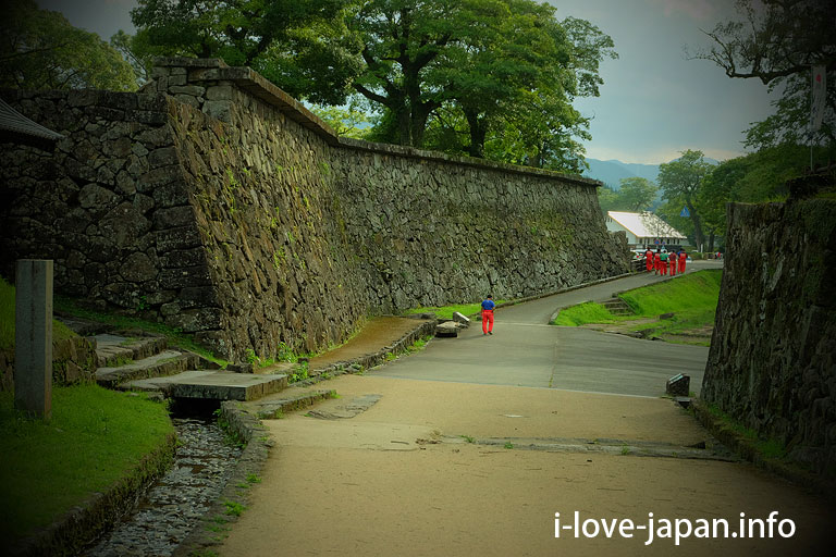 Hitoyoshi Castle Site