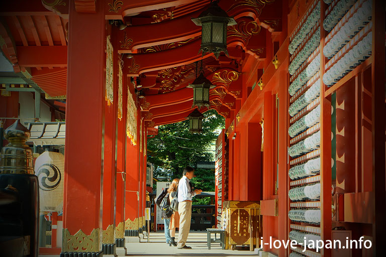 Kanda Myojin Shrine(Chiyoda-ku,Tokyo)