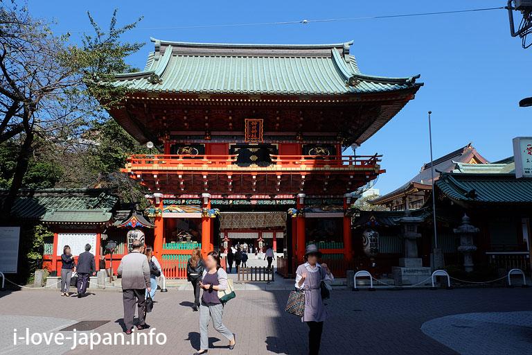 zuishin-mon@Kanda Myojin Shrine(Chiyoda-ku,Tokyo)