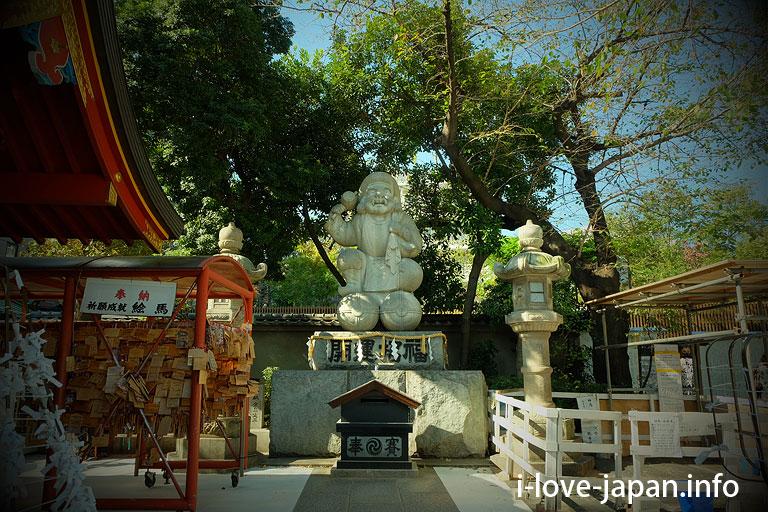 Daikoku-sama@Kanda Myojin Shrine(Chiyoda-ku,Tokyo)
