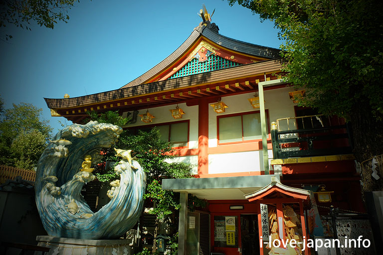 Ebisu-sama@Kanda Myojin Shrine(Chiyoda-ku,Tokyo)