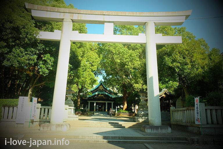 Oji  Shrine(Kita-ku,Tokyo)