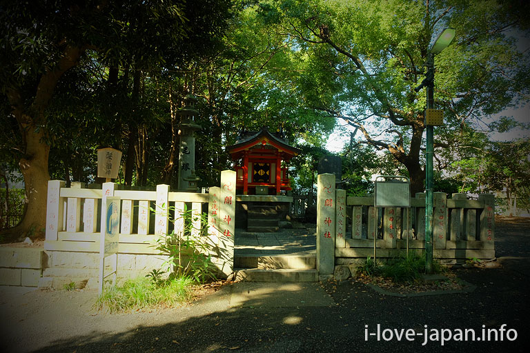 seki shrine in Oji shine(kita-ku,Tokyo)