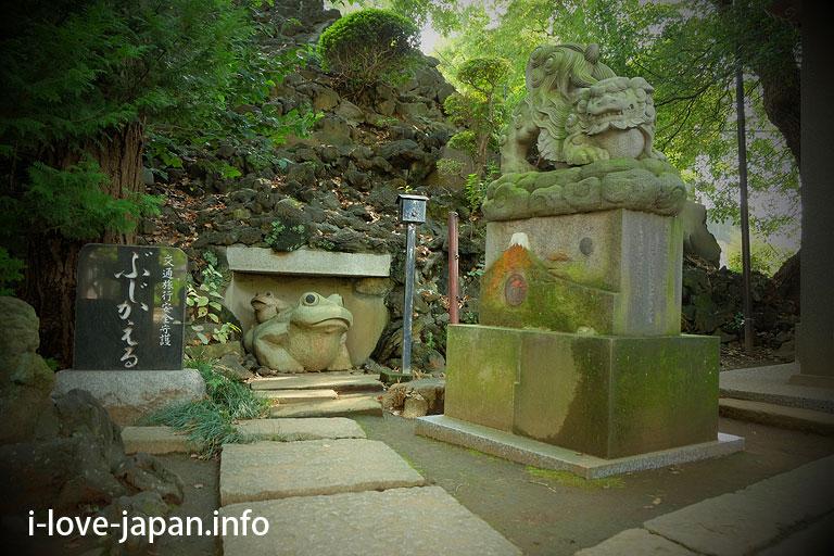 Fuji-Sengen-Shrine@at Shinagawa shrine(Shinagawa-ku,Tokyo)
