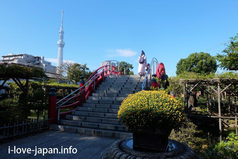 Kameido Tenjin Shrine(Koutou-ku,Tokyo)