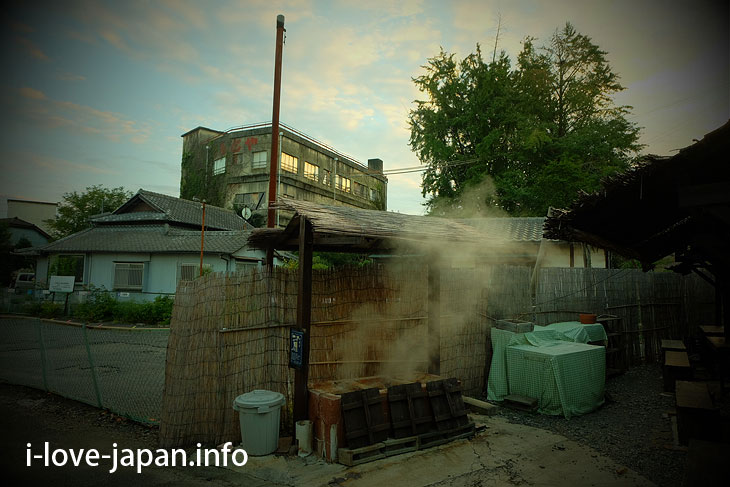 Steam Spot(Hellcat kettle)@kannawa onsen ,beppu