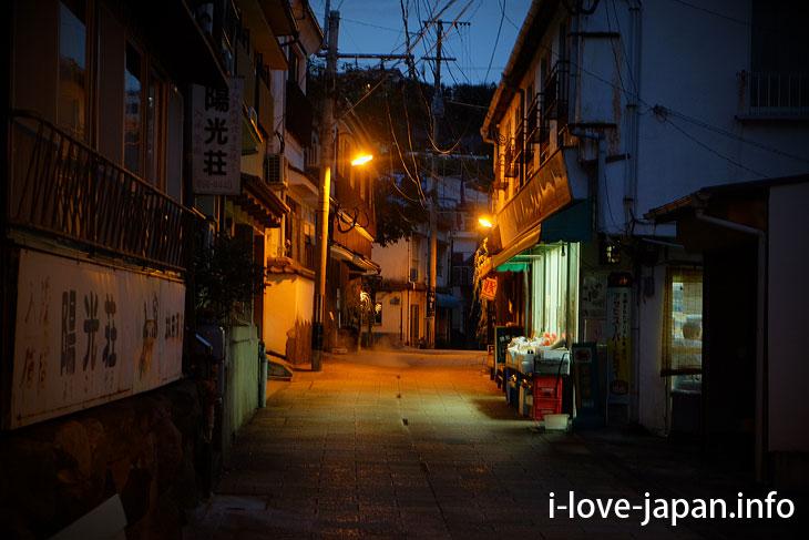 Kannawa Ginza Street@beppu,oita