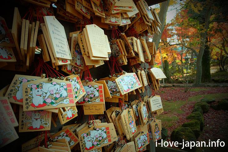 "A temple with lots of lucky cats ""Gotokuji Temple""(Setagaya-ku,Tokyo)"