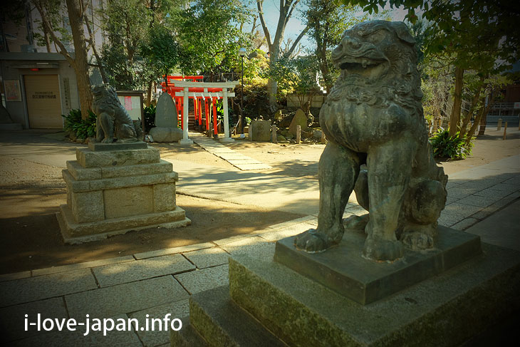 Koga Inari shrine