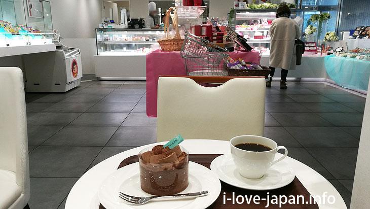 Otowa Fujiya(Cafe)