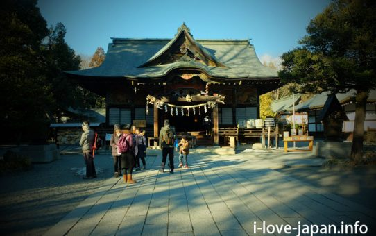 【Walking】Sightseeing Spots near Chichibu Station