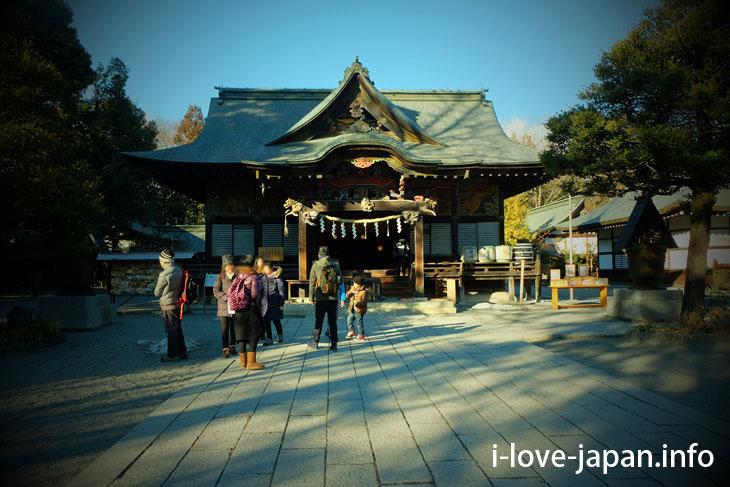 Chichibu Shrine