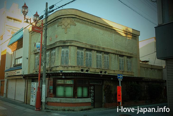 Koike cigarette store in Chichibu