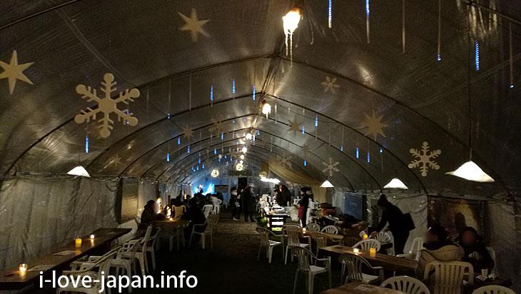 Tokachi Swan Festival Sairinka(Obihiro/Hokkaido)