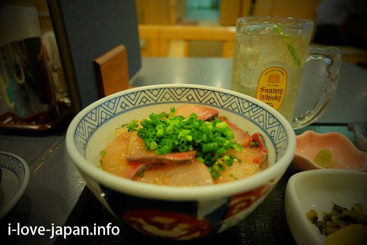 Ryukyu-bowl@Oita Air Port