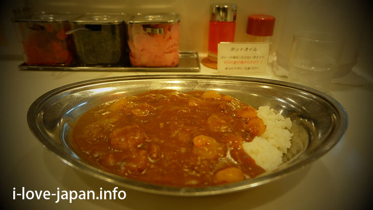 The second delicious shop in Obihiro? Curry and rice at Indian