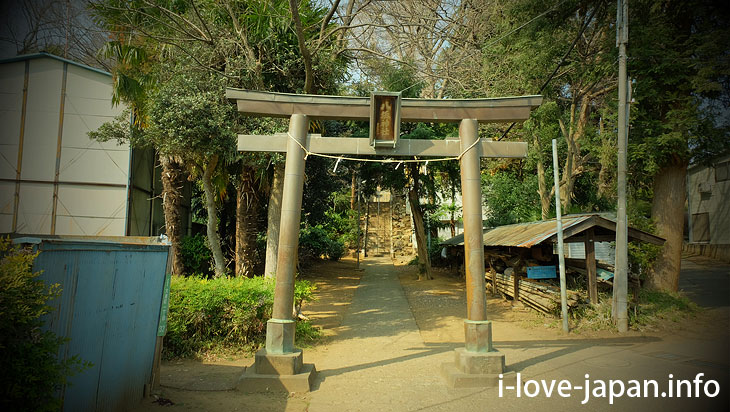 Visit Yasaka Shrine(Nerima-ku,Tokyo)